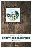 Krimi, Kriminalroman, Alexandra Bleyer, Bleyer Alexandra, Kesseltrieb