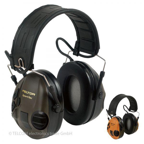 Gehörschutz, Peltor, Sporttac