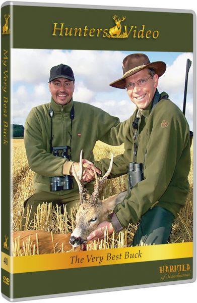 Hunters Video, Mein bester Bock, DVD, Auslandjagd, Schweden, Schwedische Riesenböcke, CIC-Punkte,