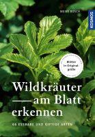 Kräuter, Wildkräuter, Blätter, Naturführer