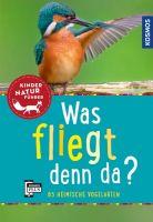 Vogelbestimmung, Naturführer, Kindernaturführer, Kinder in der Natur