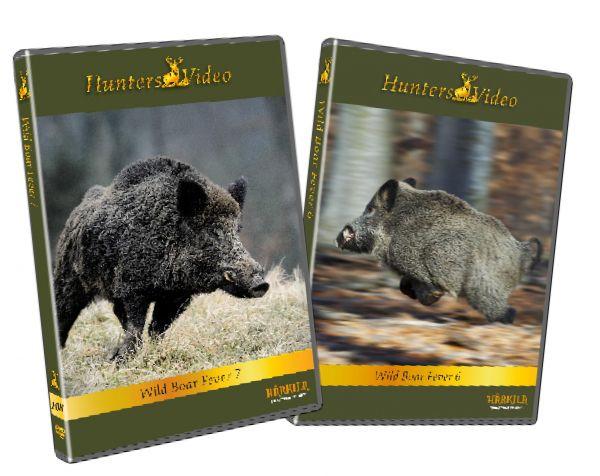 Schwarzwildfieber, Hunters Video, Jagdfilme