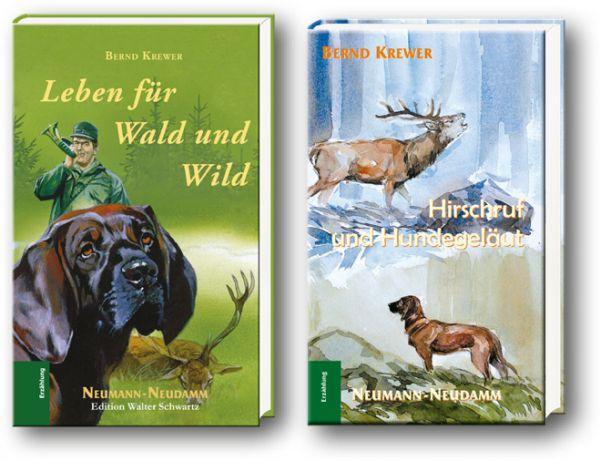 Krewer, Wald, Wild, Grüne Geschichten