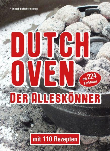 Dutch Oven, Kochbuch, Rezepze für Dutch Oven, Outdoorküche