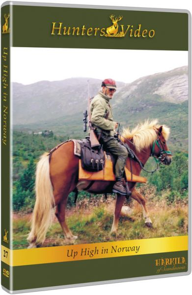 Hunters Video, Jagd in Norwegen, DVD, Auslandjagd, Norwegen, Elche, Rentiere, Rotwild, Biberjagd