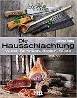 Hausschlachtung, Kochbücher, Wildverwertung