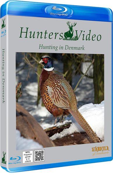Auslandsjagd, Jagd-DVD, Jagd in Dänemark, Skandinavien