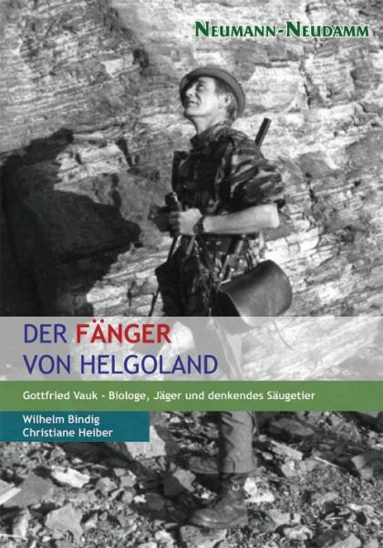 Biographie, Gottfried Vauk, Helgoland