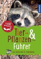 Kinder in der Natur, Tierführer, Pflanzenführer