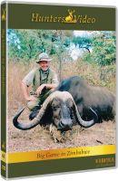 Hunters Video, Großwild im Simbabwe, DVD, Auslandsjagd, Afrika, Simbabwe, Safarijagd, Safari
