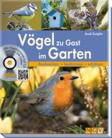 Gutjahr, Vogelkunde, Vögel im Garten, Vogelbestimmung, Naturführer