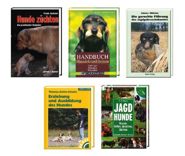 Hunde, Hundebücher, Hundekrankheiten