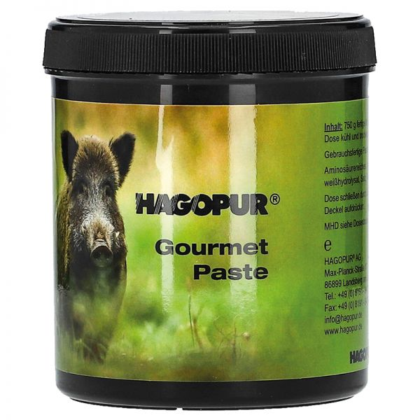 Hagopur Gourmet-Paste, Lockmittel,