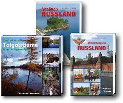 Buchpaket, Russland, Auslandsjagd