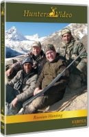 Hunters Video, Russische Jagd, DVD, Auslandjagd, Russland, Kurgan, Red Forest, Rehbock, Hirsch, Wolf