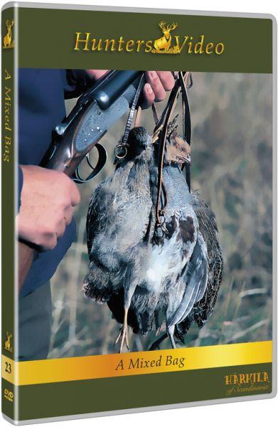 Hunters Video, Niederwildjagd, DVD, Niederwild, Baujagden, Dänemark, Auslandjagd,