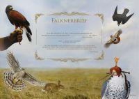 Falknerbrief, Geschenkidee