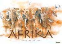 Kalender 2021 Bodo Meier Afrika, Jagdkalender