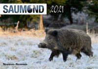Kalender 2021, Saumondkalender 2021, Jagdkalender 2021,
