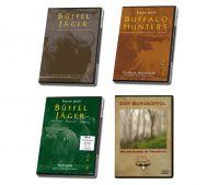 DVD Paket, Buffalo Hunter, DVD,dvd, Rainer Jösch, Jösch