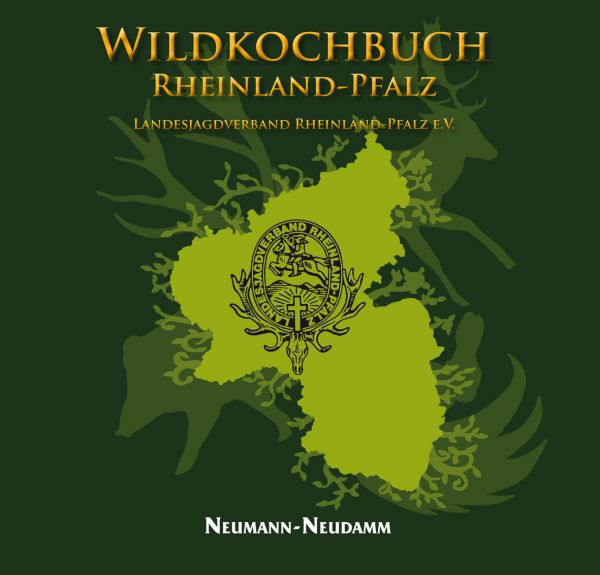 Wildkochbuch Rheinland-Pfalz, Wildkochbuch, Kochbuch