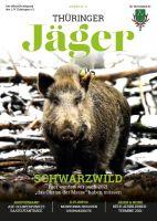 Thüringerjäger, Abonnement, Jagdzeitschrift