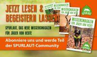 Jagdmagazin, Spurlaut, Abo, Abonnement