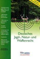 Jagdrecht, Naturrecht, Waffenrecht, CD-ROM, Gesetze, Urteile, Lernprogramm, Fachlexikon,