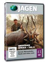 DVD, Jagenweltweit, Afrika