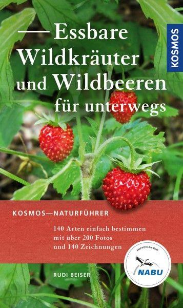 Wildkräuter, Wildbeeren, Pflanzenführer, Naturführer