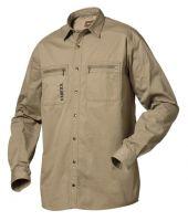 Jagdhemd,Lange,Arme,Hemd,Reißverschluss,Toll,Baumwolle,