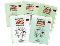 GWJF,Sammelpaket,Band,20,21,22,23,24,25,26,Jagd,Magazin,Forschung,Wildtier,