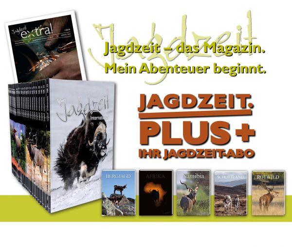 Jagdzeit, Jagdzeit International, Plus, Themenband, Auslandsjagd