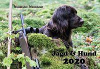 Kalender, Jagdkalender, Hund