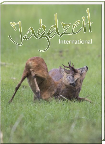 Jagdzeit, Jagdmagazin, Jagderzählungen, Auslandsjagd