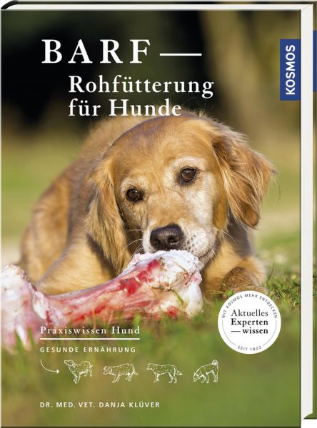 Klüver - BARF - Rohfütterung für die Hunde