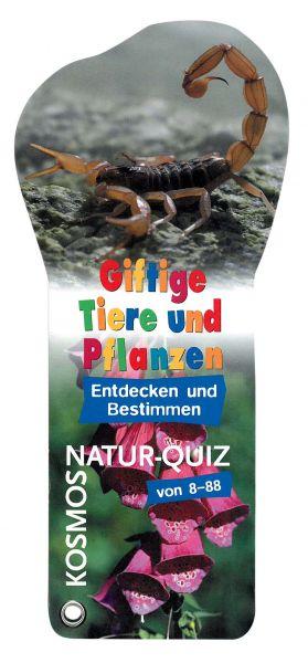 Kinder in der Natur, giftige Tiere, giftige Pflanzen
