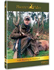 Hunters Video, Jagd mit der Büchse in Dänemark, DVD, Schalenwild, Dänemark,