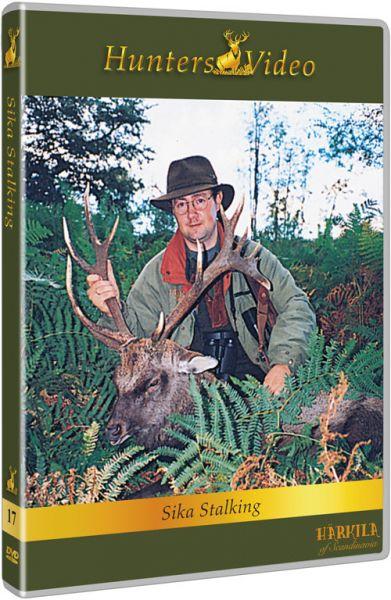 Hunters Video, Sikawild, DVD, Auslandjagd, England,