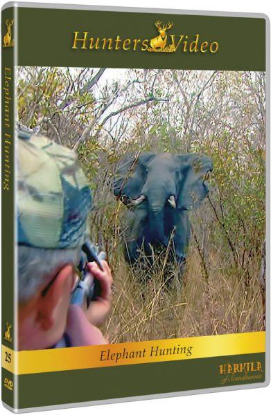 Hunters Video, DVD, Elefantenjagd, Großwildjagd, Tansania