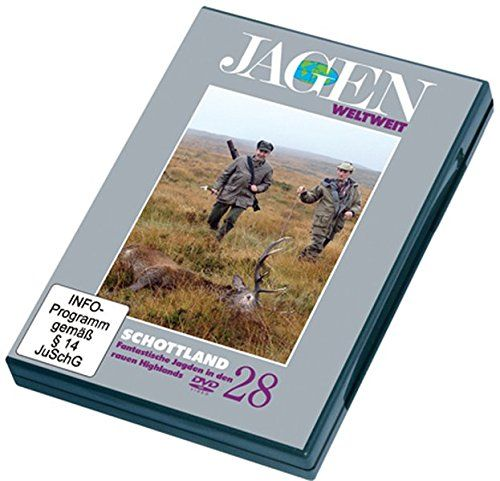 Jagen Weltweit,DVD