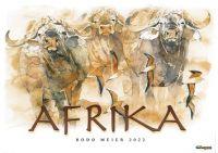 Kalender 2022, Bodo Meier, Kalender Afrika