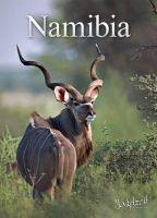 Namibia, Themenband, Jagdzeit international, Mängelexemplar