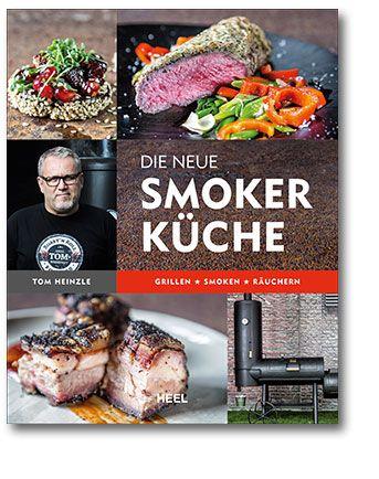 Kochbücher, Grillen, Smoken, Smoker, Räuchern,