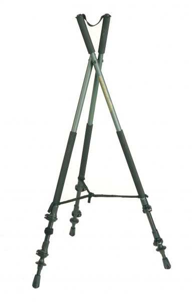 Dreifach-Zielstock, Zielstock, Jagdausrüstung,