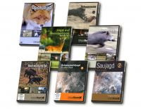 DVD Paket, Mikael Tham, Auslandjagd