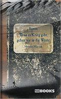 MArtin, Two Books, Jagderzählungen, Krieg, Abenteuer