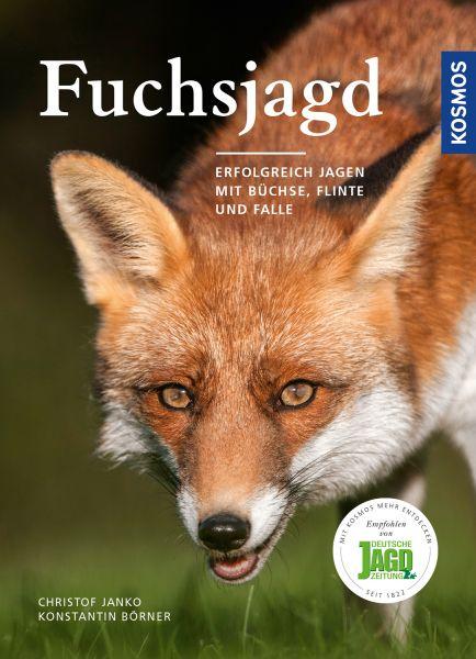 Fuchsjagd, Fuchs, Lockjagd, Raubwild, Jagdpraxis