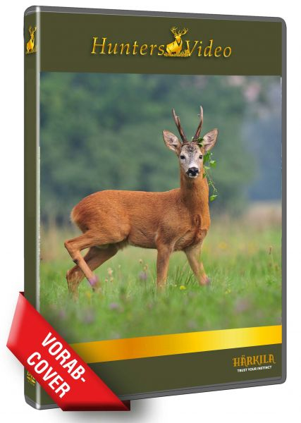 Hunters Video, Spanische Rehböcke, DVD, Auslandjagd, Spanien, Rothirsche, Damhirsche, Gredos Ibex
