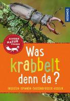 Naturführer, Bestimmungsbücher, Insekten, Kindernaturführer, Kinder in der Natur